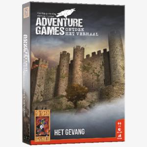 Adventure Games Het Gevang