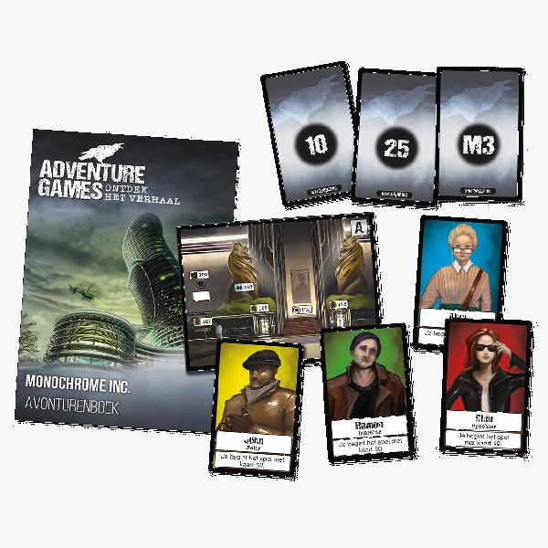 Adventure Games Monochrome Inc.