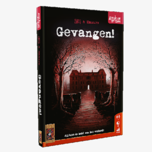 Adventure by book Gevangen! Nederlandstalig