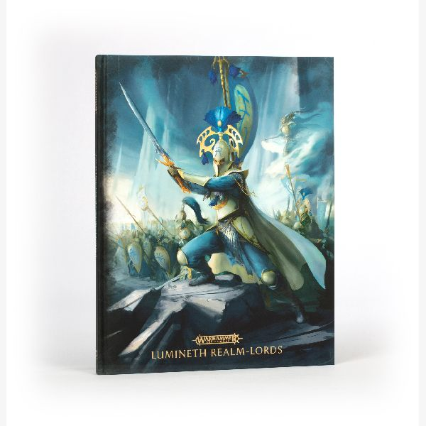 Age of Sigmar Lumineth Realm Lords Battletome