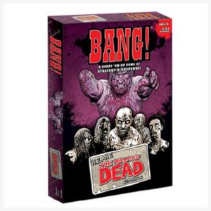 Bang! We are the Walking Dead Engelstalig