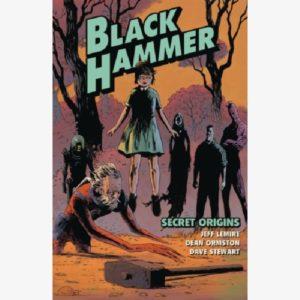 Black Hammer Secret Origins