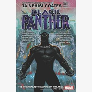 Black Panther The Intergalactical Empire of Wakanda