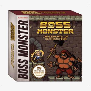 Boss monster Implements of Destruction Engelstalig