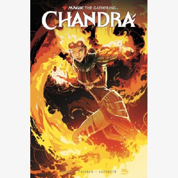 Chandra TPB Vol. 01 Engelstalig