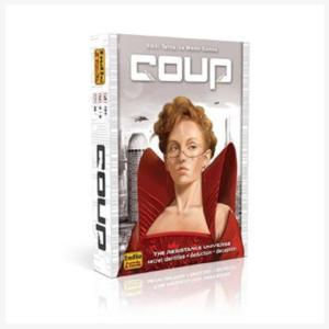 Coup Engelstalig
