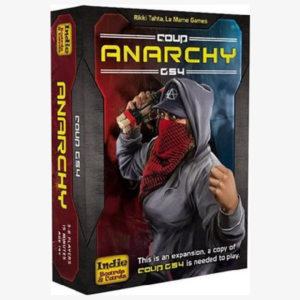 Coup Rebellion G54 Anarchy Engelstalig