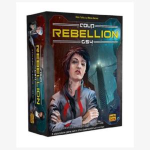 Coup Rebellion G54 Engelstalig