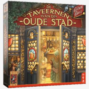 De taveernen van de oude Stad Nederlandstalig