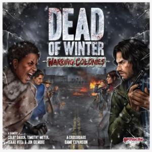 Dead of Winter Warring Colonies Engelstalig