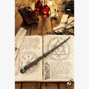 Druid Wand - Brown
