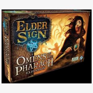 Elder Sign Omens of the Pharaoh Engelstalig