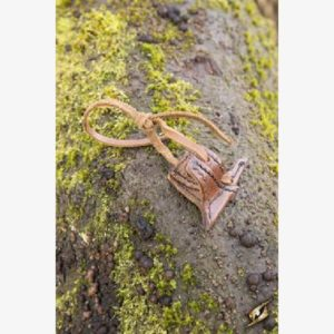 Elven Holster Hook - Brown