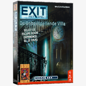 Exit De Onheilspellende Villa