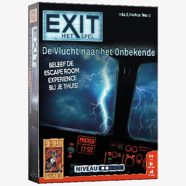 Exit De vlucht naar het onbekende
