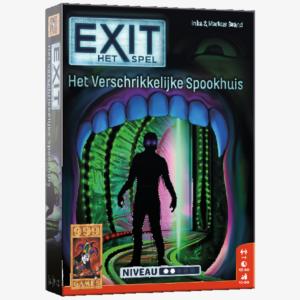 Exit Het Verschrikkelijke Spookhuis
