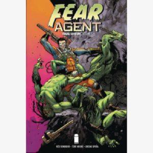 Fear Agent Final Edition 1