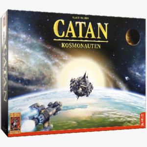 Kolonisten van Catan Kosmonauten Nederlandstalig