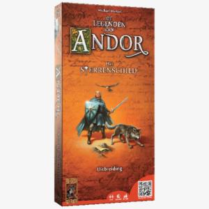 Legenden van Andor 1: Sterrenschild