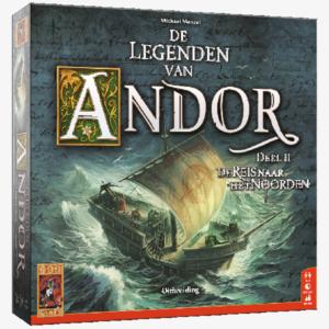 Legenden van Andor 2: Reis naar het Noorden