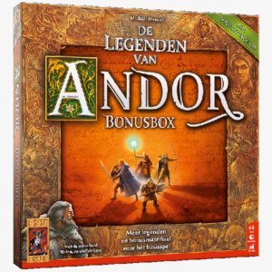 Legenden van Andor Bonusbox