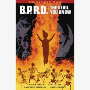 Messiah B.P.R.D.: The Devil You Know