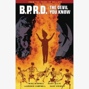 Messiah B.P.R.D.: The Devil You Know