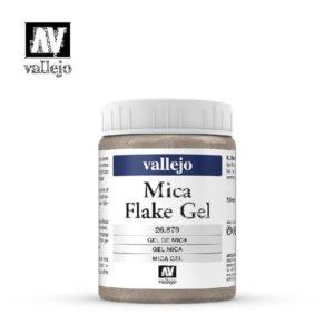 Mica Flake Gel