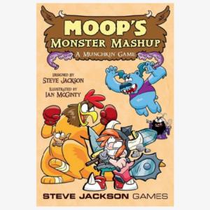 Moops Monster Mashup A Munchkin Game Engelstalig