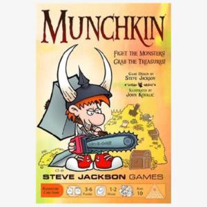 Munchkin Foil Edition Engelstalig