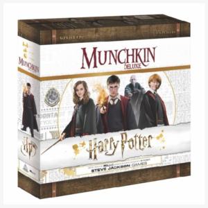 Munchkin Harry Potter Deluxe Engelstalig