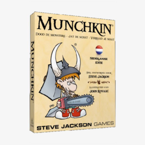 Munchkin basis spel Nederlandstalig