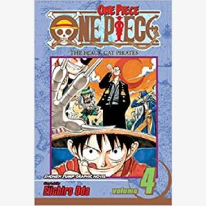 One Piece GN Vol .04