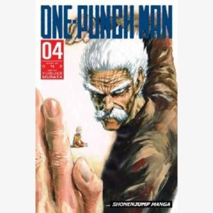 One Punch Man GN Vol .04