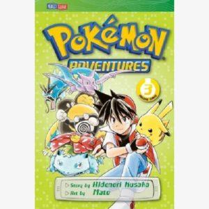 Pokemon Adventures Vol .03
