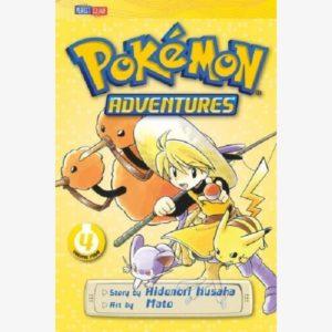 Pokemon Adventures Vol .04