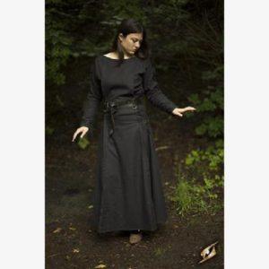 Priestess Dress - Epic Black - Size L