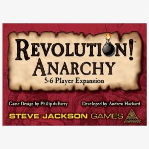 Revolution Anarchy, 5-6 spelers