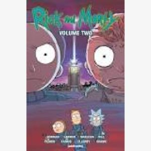 Rick and Morty TPB 1