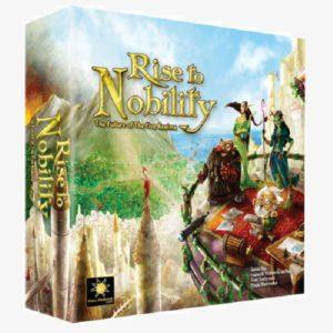 Rise to Nobility Deluxe (Kickstarter)