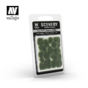 Scenery Wild tuft Strong Green XLarge