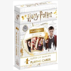 Speelkaarten / pokerkaarten Harry Potter new version