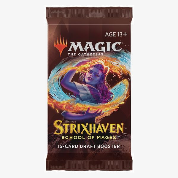 Strixhaven Draft Booster