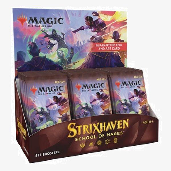 Strixhaven Set Boosterbox