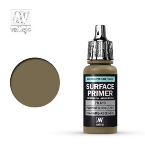 Surface Primer Acrylic Polyurethane Parched Grass (Late)