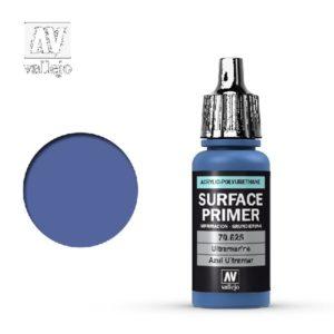 Surface Primer Acrylic Polyurethane Ultramarine