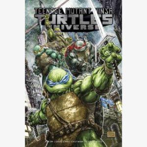 Teenage Mutant Ninja Turtles Universe The War To Come