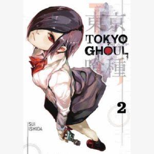 Tokyo Ghoul GN Vol .02