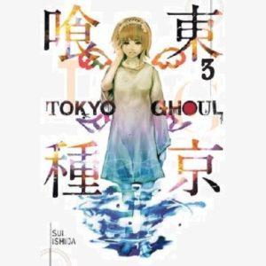 Tokyo Ghoul GN Vol .03