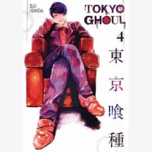 Tokyo Ghoul GN Vol .04